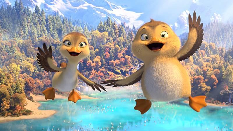Cine Infantil - Al aire, patos - Ver ahora