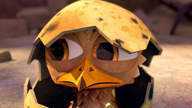 Cine Infantil - Amarillito - Ver ahora