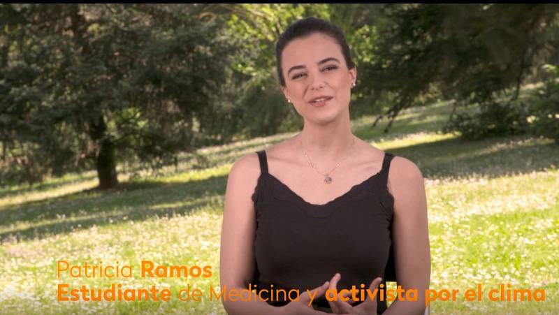 La defensa del medioambiente - Patricia Ramos