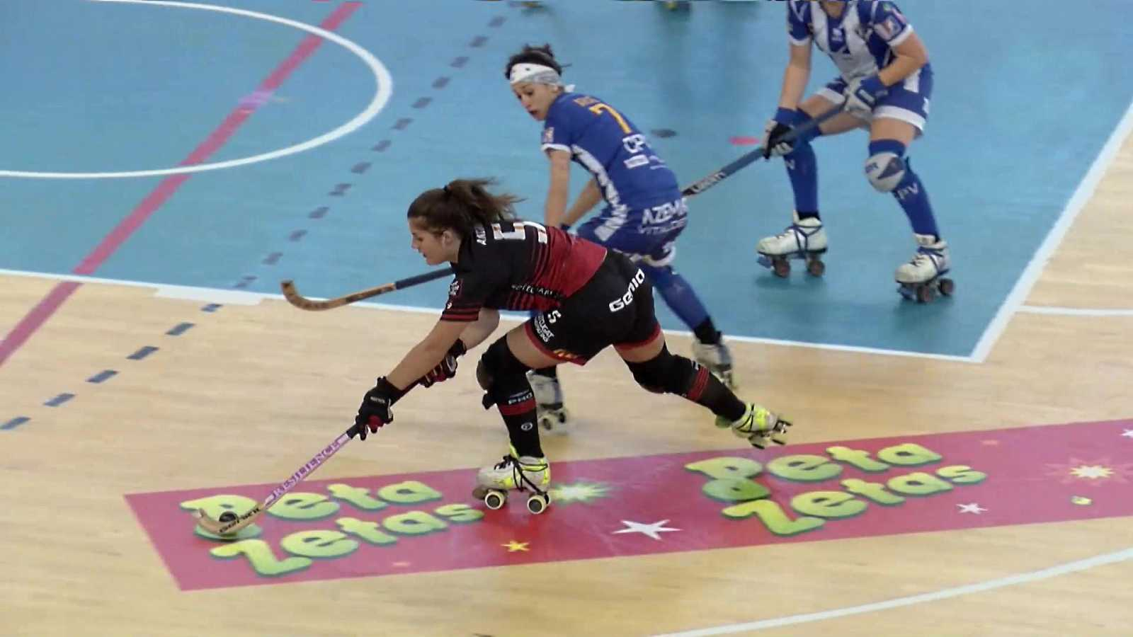 Hockey patines - Copa del Rey. 1/4 final: CP Voltregá Stern-Motor - PHC Sant Cugat - ver ahora