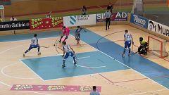 Hockey patines - Copa del Rey. 1/4 final: Recam Laser CH Caldes - CE Lleida Llista Blava