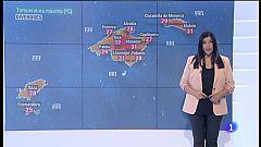 El temps a les Illes Balears - 10/06/21