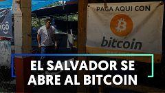 El Salvador, primer país en aceptar el bitcoin como moneda de intercambio