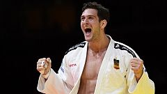 Sherazadishvili logra su segunda corona mundial en -90 kilos