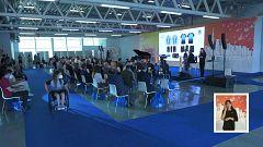 Presentación de la equipación oficial de España para los Juegos Olímpicos de Tokio