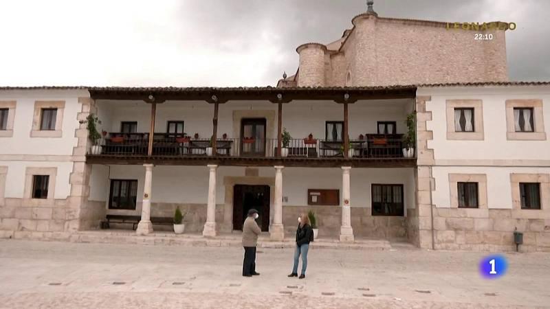 Aquí la Tierra - Peridis nos enseña la historia de la Plaza de Colmenar de Oreja