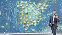 La Aemet prevé fuertes tormentas al este de Castilla y León, Aragón y Cataluña