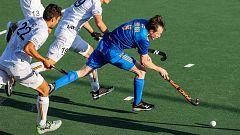 Hockey hierba - Campeonato de Europa masculino. 2ª semifinal: Países Bajos - Bélgica