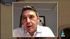 """Cafè d'idees - José Domingo: """"Som contraris als indults per un tema de lleialtat"""""""