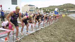 Triatlón - Campeonato de España TRI SS / Relevos y parejas / Clubes 2x2