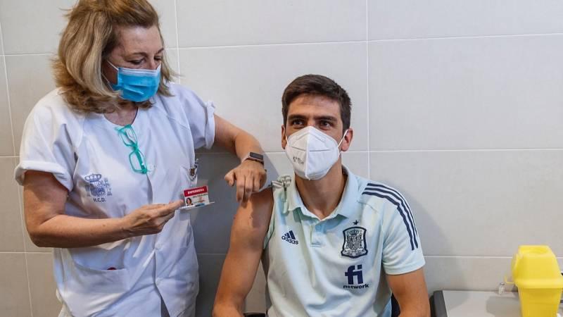 El Ejército pone en marcha la vacunación de la Roja