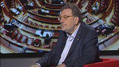 Aquí Parlem - Entrevista al senador de JxCat, Josep Lluís Cleries