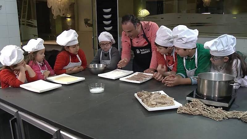 El chef del mar - Puerto Real, San Fernando y Puerto de Sta. María - ver ahora