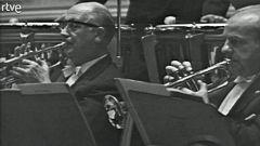 Concierto de la Orquesta Nacional de España (1975): Sinfonía sevillana de Turina