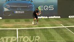 Tenis - ATP 250 Torneo Stuttgart. 1/4 final: S.Querrey - D.Stricker