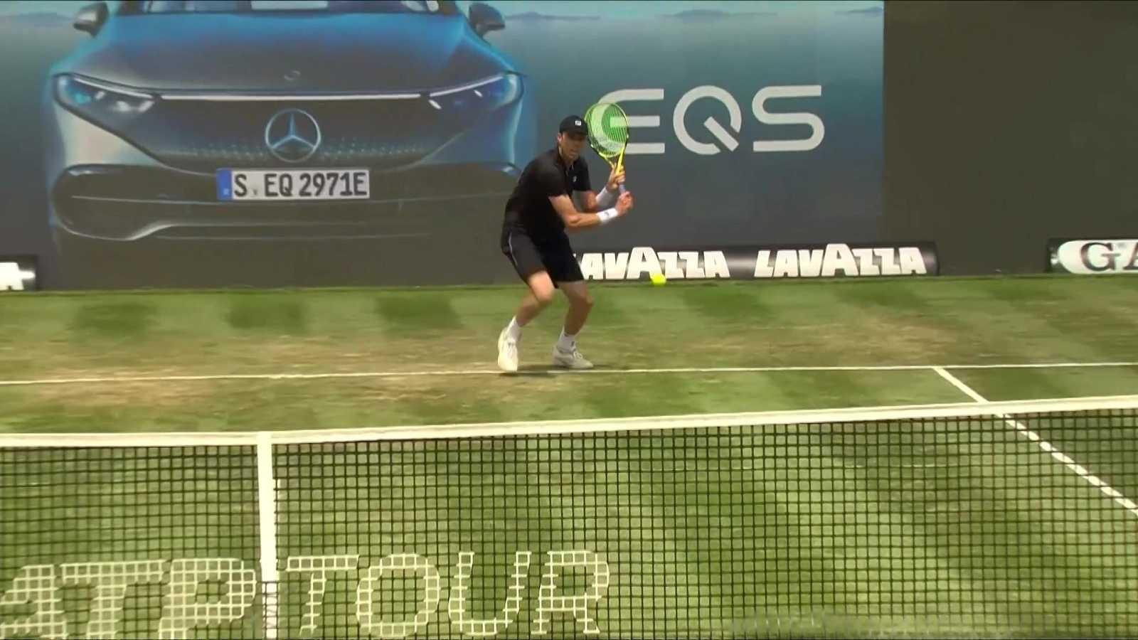 Tenis - ATP 250 Torneo Stuttgart. 1/4 final: S.Querrey - D.Stricker - ver ahora