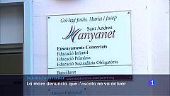 Els Mossos investiguen l'escola Manyanet de Sant Andreu