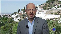 Repasamos con Eduardo Castro los inicios de la televisión en Granada