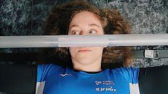 Loida Zabala, campeona de halterofilia paralímpica