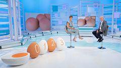 ¿Qué significa la numeración que hay en los huevos?