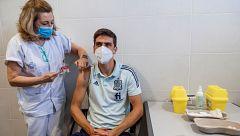 La selección, vacunada con Pfizer y Janssen