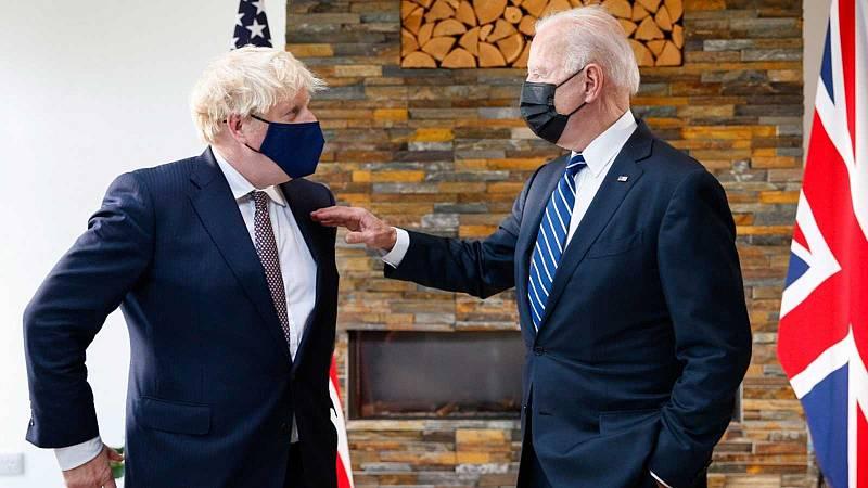 El coronavirus y la crisis climática, los dos grandes temas que centrarán la cumbre del G7 de este fin de semana