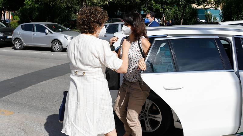 Juana Rivas ingresa en prisión para cumplir condena por no entregar a sus hijos