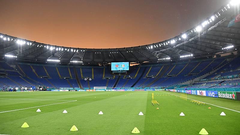 Italia y Turquía levantan el telón de la Eurocopa 2021