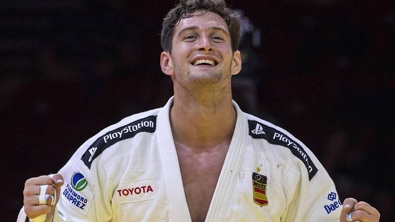 """Niko Sherazadishvili: """"El oro es la satisfacción de una competición perfecta"""""""