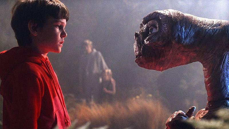 Días de Cine - El momento favorito de cine de Javier Rey: 'ET'