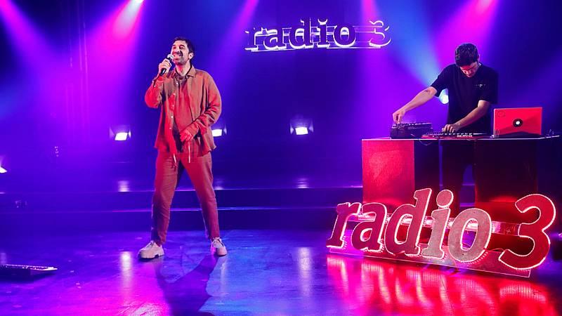 Los conciertos de Radio 3 - Quentin Gas- ver ahora