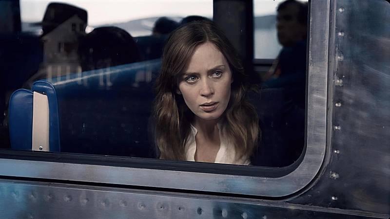 Cine - La chica del tren - Ver ahora