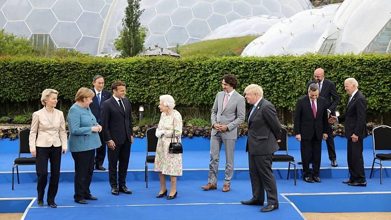 Los líderes del G7 se reúnen en Cornualles para afrontar los retos de la vacunación y el cambio climático