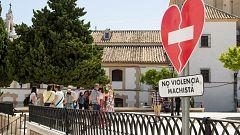 Conmoción en la localidad sevillana de Estepa por el asesinato de Rocío Caíz, la víctima número 18 de la violencia machista este año