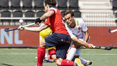 Hockey hierba - Campeonato de Europa masculino: España - Francia