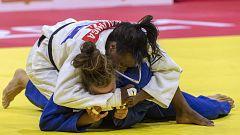 Judo - Campeonato del Mundo: 78 kg.femenino y 100 kg.masculino