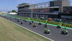 Motociclismo - Campeonato del Mundo Superbike. WORLD Supersport 300 1ª carrera