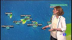 El tiempo en Canarias - 12/06/2021