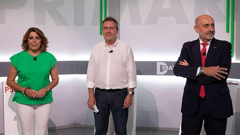 Los socialistas andaluces votan en unas primarias sin favorito claro