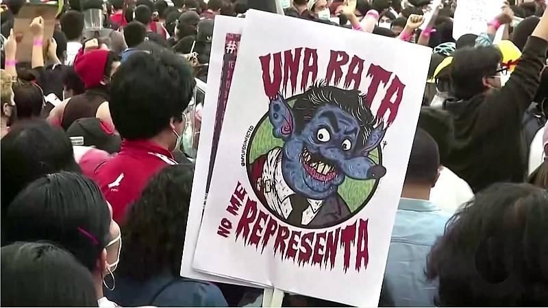 Informe Semanal - Perú en vilo - ver ahora
