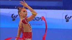 Gimnasia rítmica - Campeonato de Europa. Final individual Grupo B