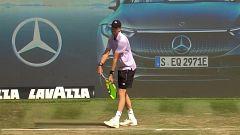 Tenis - ATP 250 Torneo Stuttgart. 1ª Semifinal: Auger-Aliassime - Querrey
