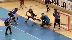 Hockey patines - Copa de la Reina. 2ª semifinal: Generali HC Palau de Plegamans - Cerdanyola CH