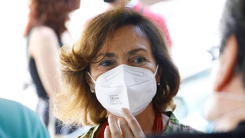 El Gobierno y la Generalitat cargan contra PP, Vox y Cs por la manifestación en Colón