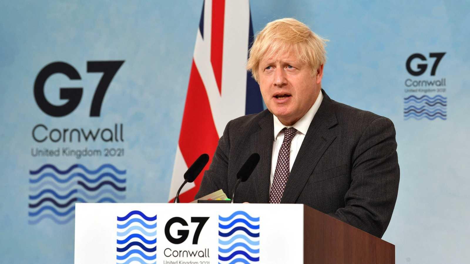 Los líderes del G7 se comprometen a poner fin a las emisiones de efecto invernadero
