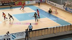 Hockey patines - Copa de la Reina. Final: Magic Studio CP Manlleu - Generali HC Palau de Plegamans