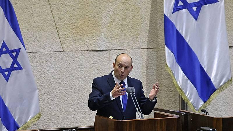 Neftali Benet, nuevo primer ministro de Israel