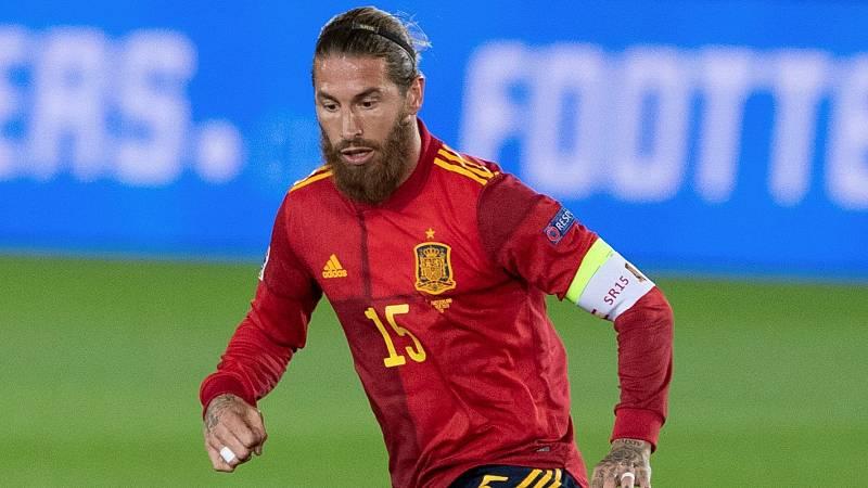 Camas lamenta la ausencia de Ramos en la Eurocopa
