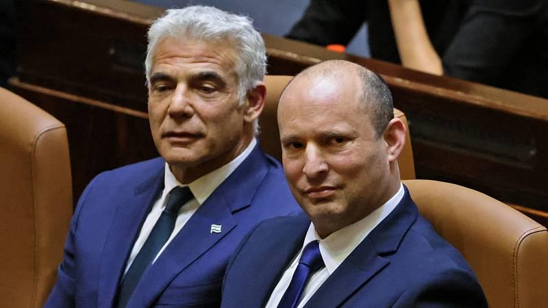 Naftali Bennett releva a Netanyahu tras 12 años en el poder