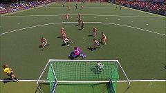 Hockey hierba - Campeonato de Europa femenino. Final: Países Bajos - Alemania